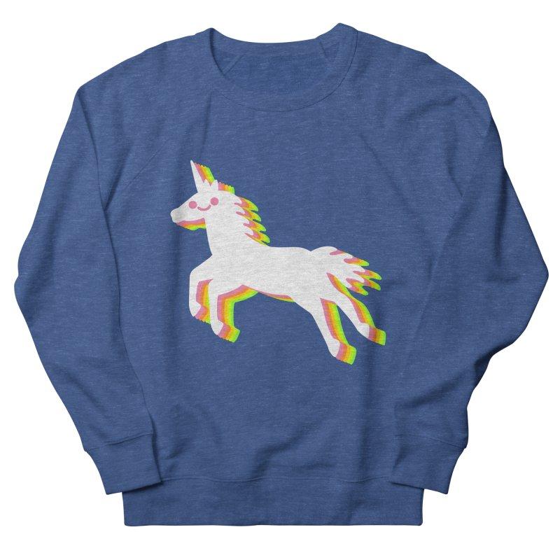 Derpy Unicorn Women's Sweatshirt by JC Design