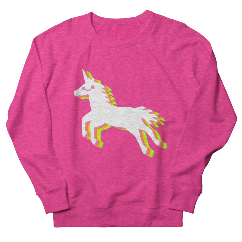Derpy Unicorn Women's Sweatshirt by JC Design