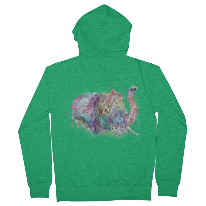 El Men's Zip-Up Hoody by jamietaylorart's Artist Shop