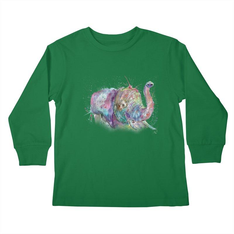 El Kids Longsleeve T-Shirt by jamietaylorart's Artist Shop