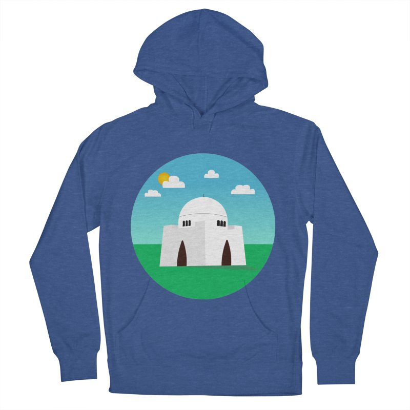 Karachi Men's Pullover Hoody by jamraphic's Artist Shop