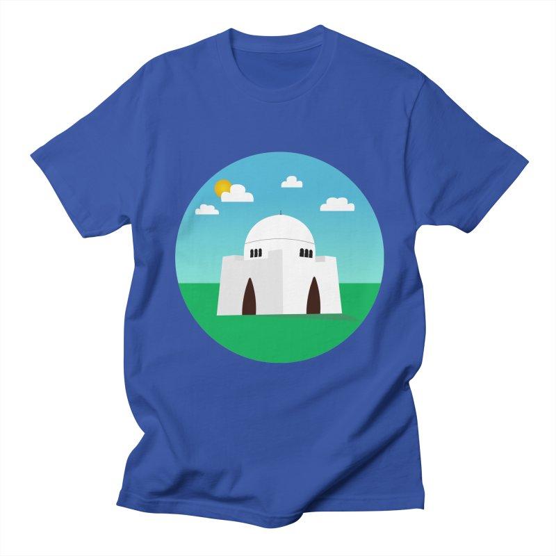 Karachi Men's T-Shirt by jamraphic's Artist Shop