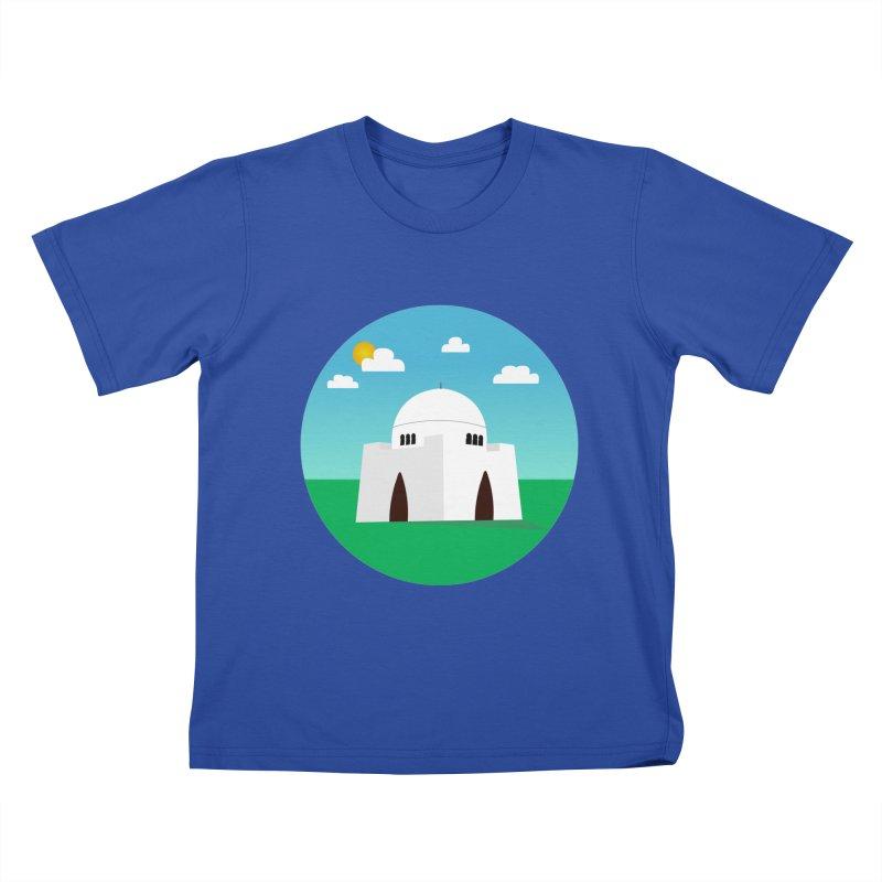 Karachi Kids T-Shirt by jamraphic's Artist Shop