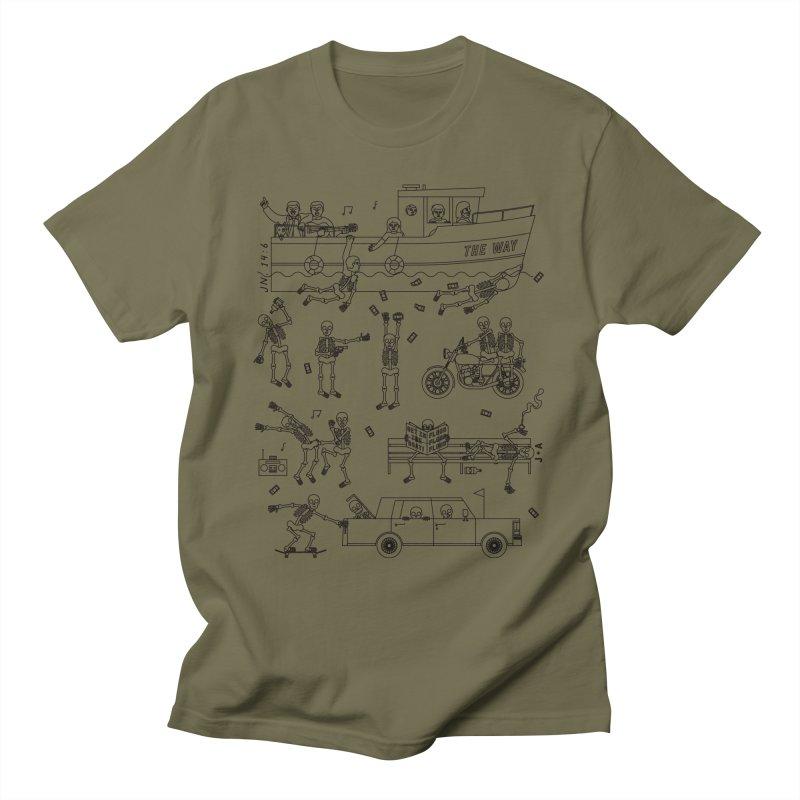 The Way Women's T-Shirt by Jamus + Adriana