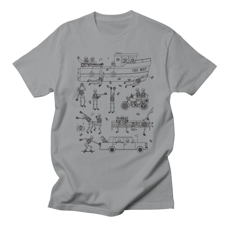 The Way Men's Regular T-Shirt by Jamus + Adriana