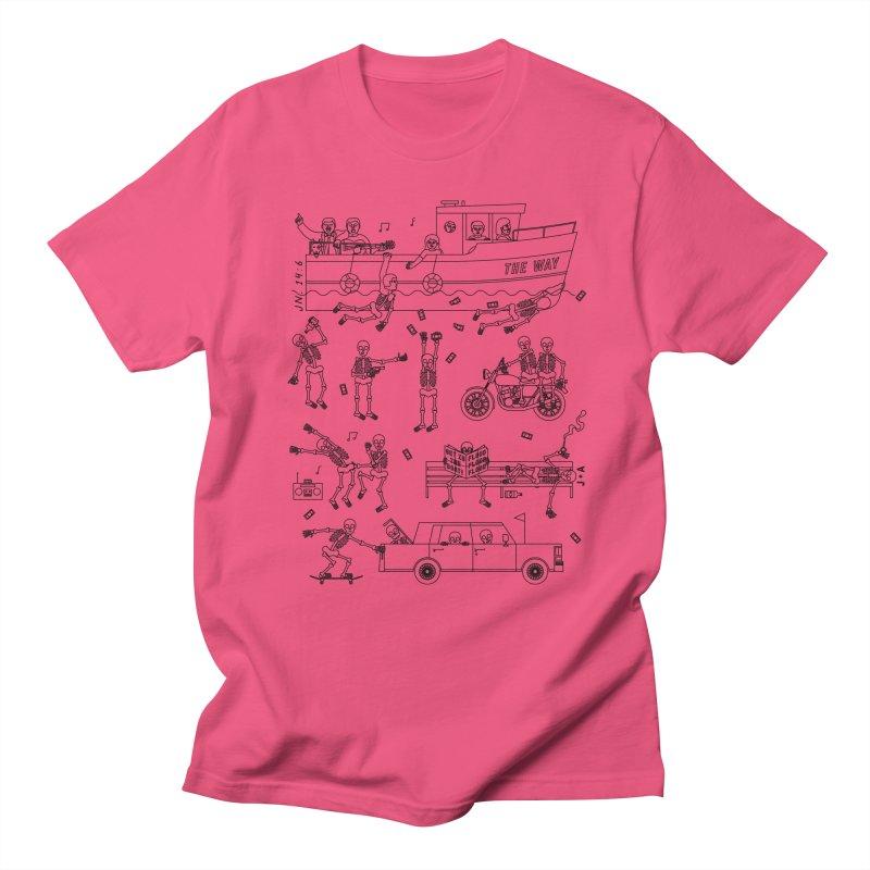The Way Women's Regular Unisex T-Shirt by Jamus + Adriana