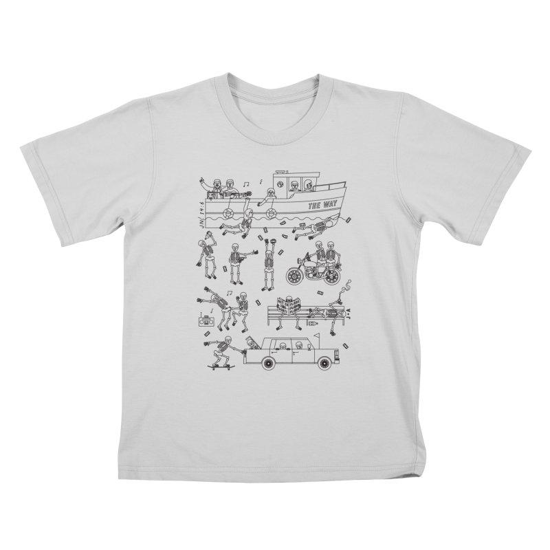 The Way Kids T-Shirt by Jamus + Adriana