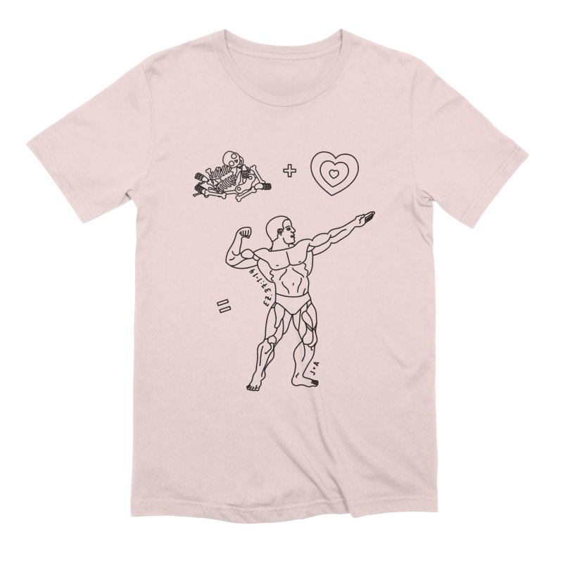 Can these bones live? Men's Extra Soft T-Shirt by Jamus + Adriana