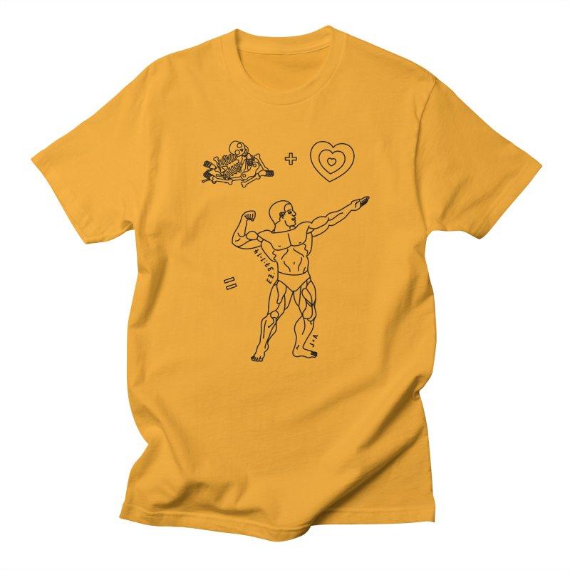 Can these bones live? Women's Regular Unisex T-Shirt by Jamus + Adriana