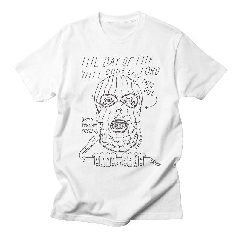 THIEF IN THE NIGHT Women's T-Shirt by Jamus + Adriana