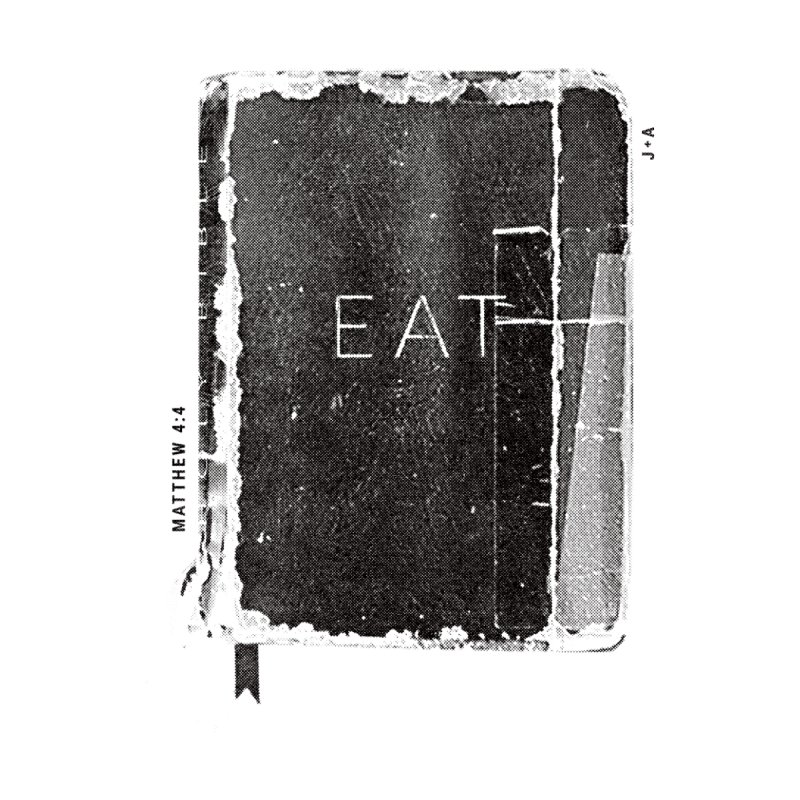 EAT Women's T-Shirt by Jamus + Adriana