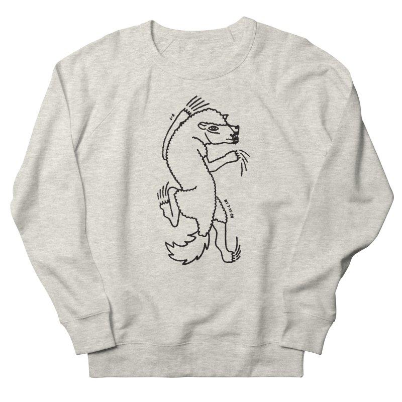 WOLF IN SHEEP'S CLOTHING Men's Sweatshirt by Jamus + Adriana
