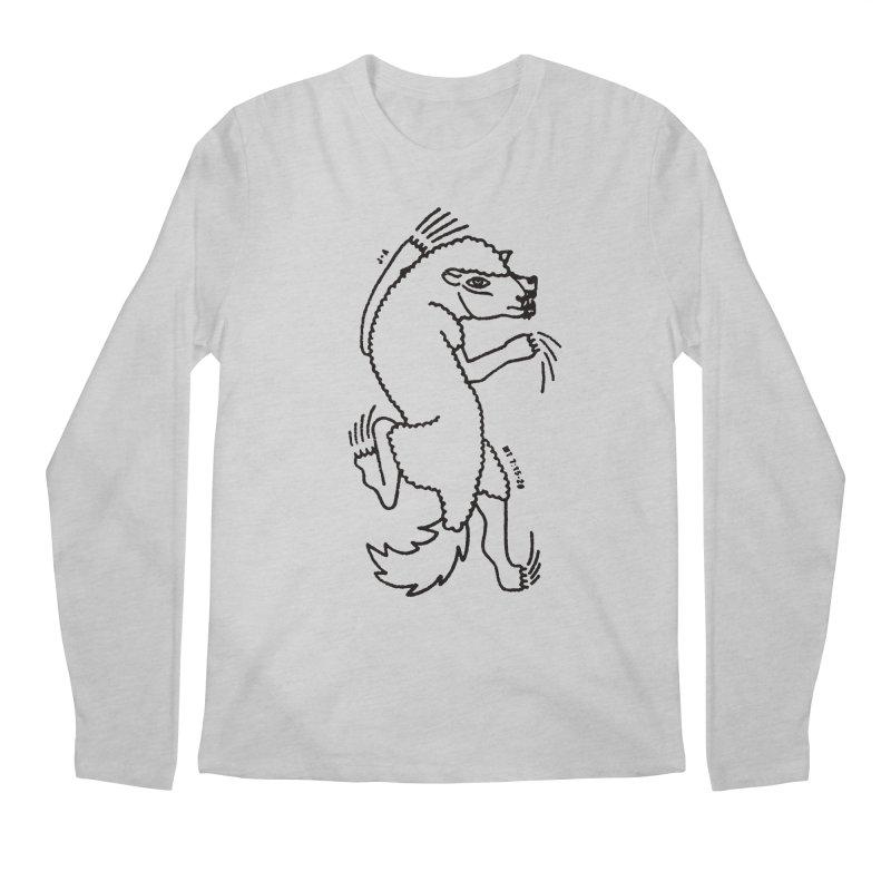 WOLF IN SHEEP'S CLOTHING Men's Regular Longsleeve T-Shirt by Jamus + Adriana