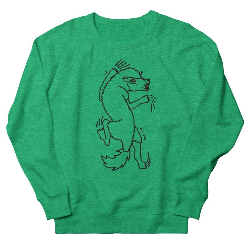 WOLF IN SHEEP'S CLOTHING Women's Sweatshirt by Jamus + Adriana