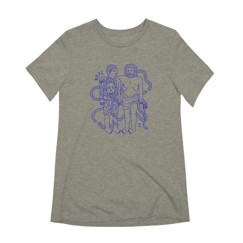 Best friends for life Women's T-Shirt by Jamus + Adriana
