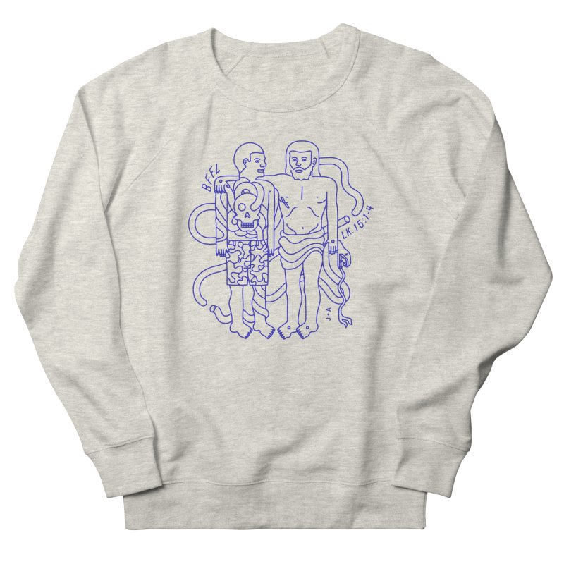 Best friends for life Men's Sweatshirt by Jamus + Adriana