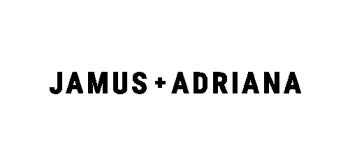 Jamus + Adriana Logo