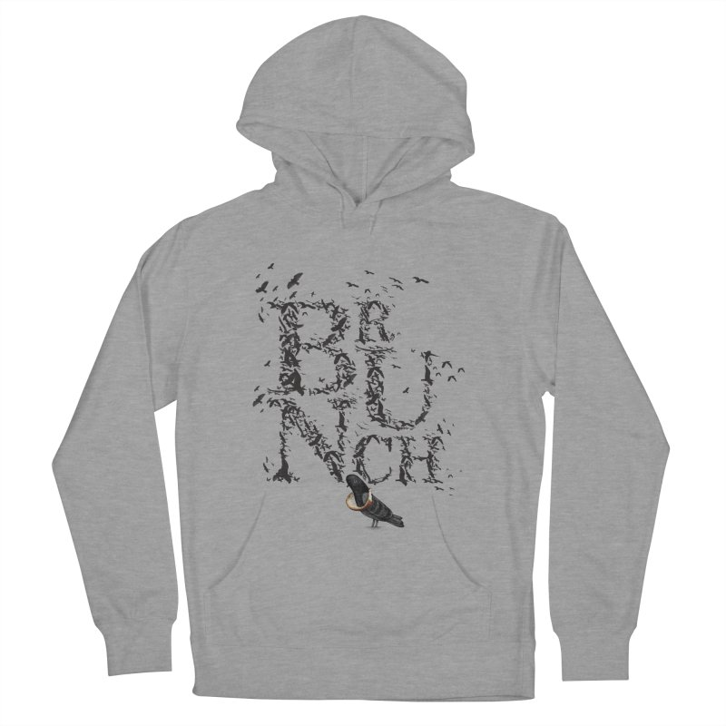 Brunch Men's Pullover Hoody by Jana Artist Shop