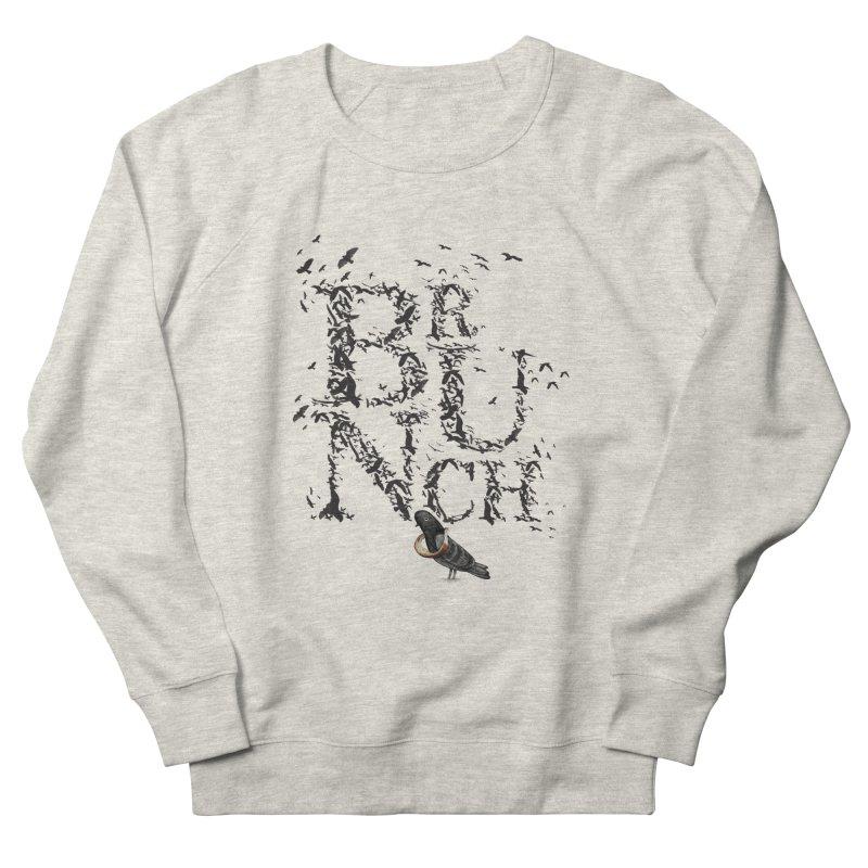Brunch Men's Sweatshirt by Jana Artist Shop