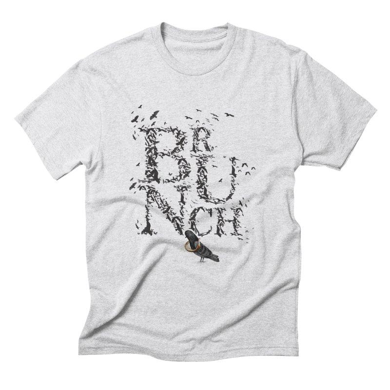Brunch Men's Triblend T-Shirt by Jana Artist Shop