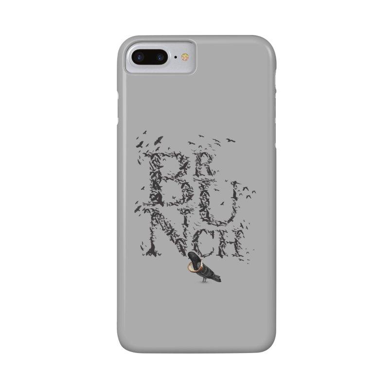 Brunch Accessories Phone Case by Jana Artist Shop