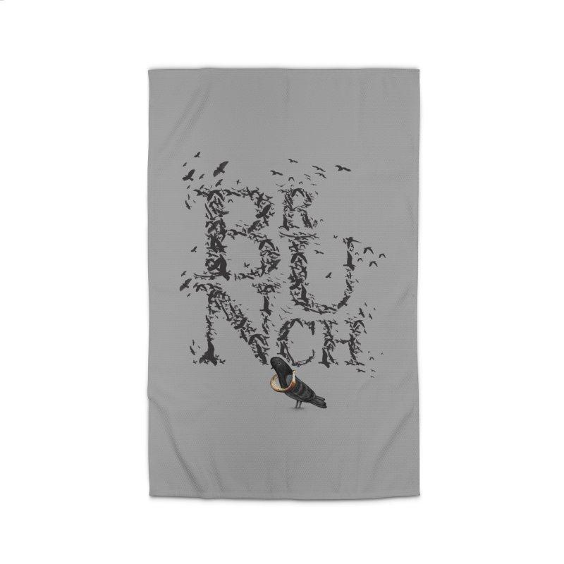 Brunch Home Rug by Jana Artist Shop