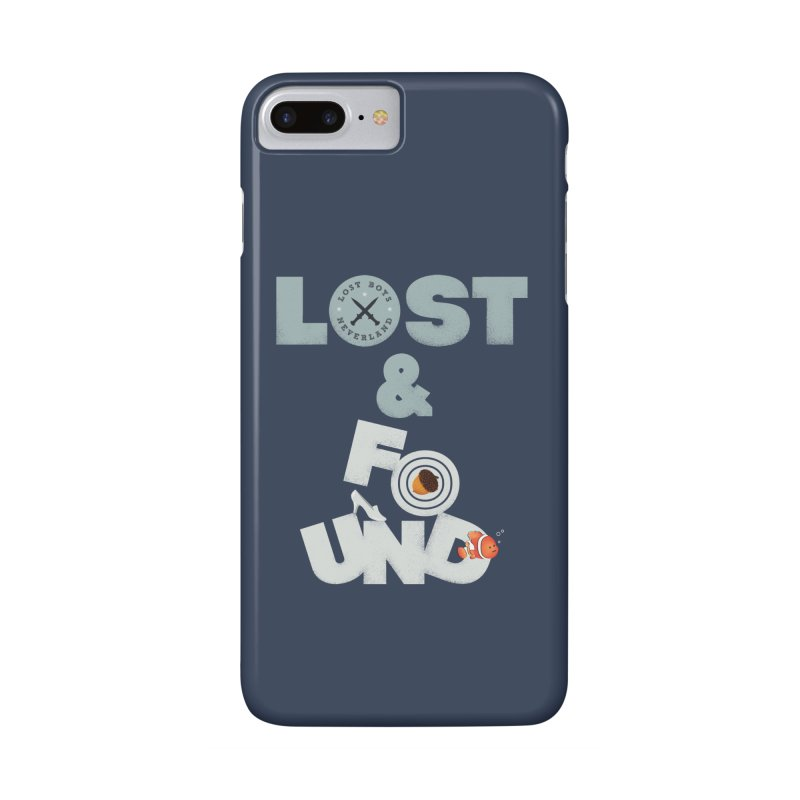 Lost & Found Accessories Phone Case by Jana Artist Shop