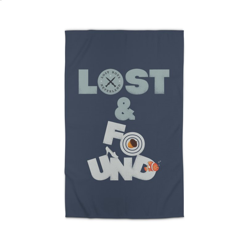 Lost & Found Home Rug by Jana Artist Shop