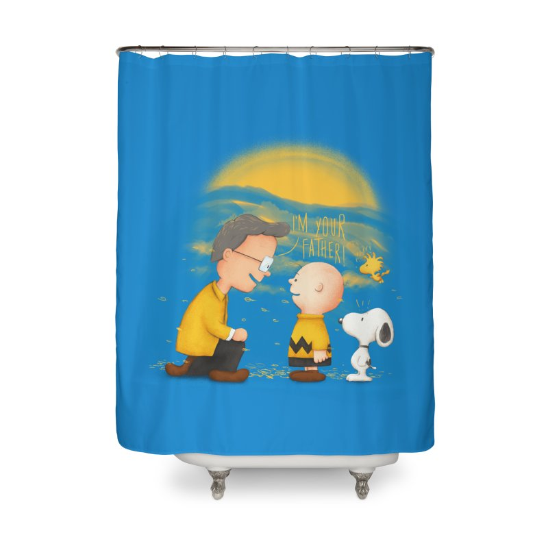 I'm your father Home Shower Curtain by Jana Artist Shop