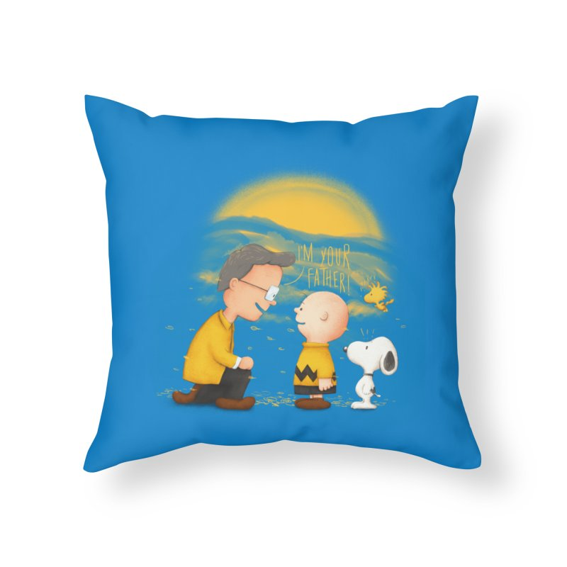 I'm your father Home Throw Pillow by Jana Artist Shop