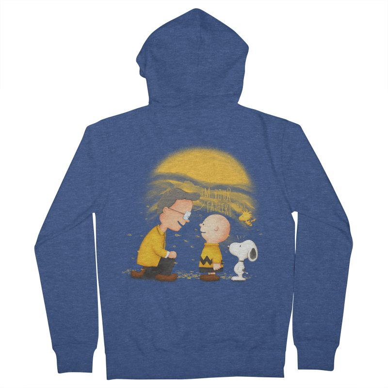 I'm your father Women's Zip-Up Hoody by Jana Artist Shop