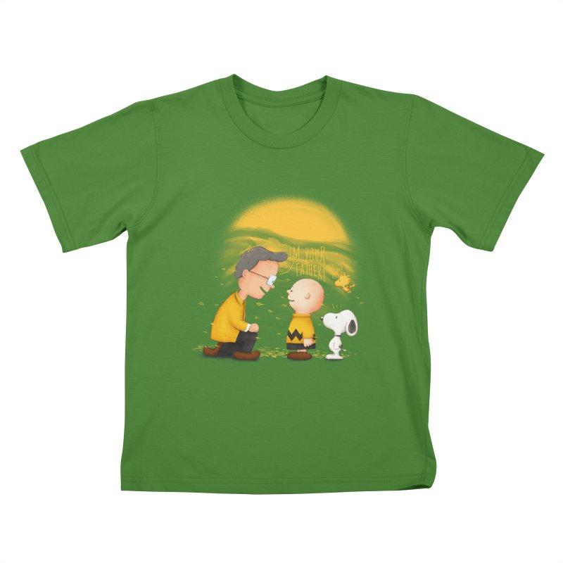 I'm your father Kids T-shirt by Jana Artist Shop