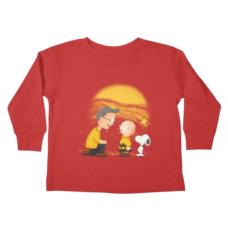 I'm your father Kids Toddler Longsleeve T-Shirt by Jana Artist Shop