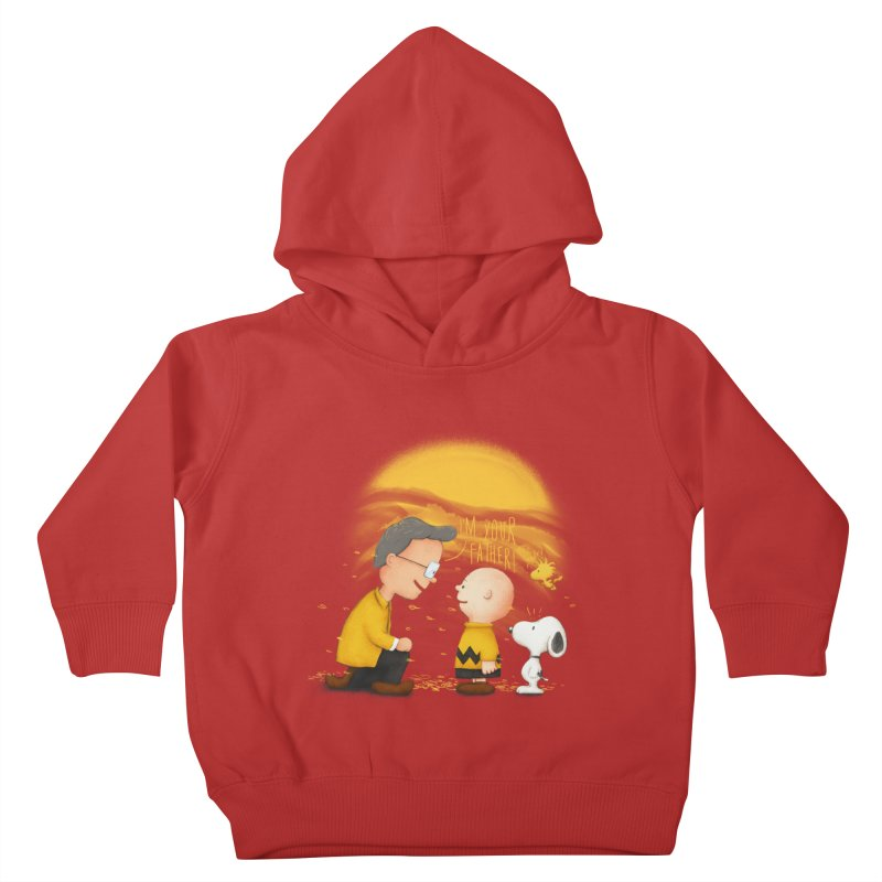 I'm your father Kids Toddler Pullover Hoody by Jana Artist Shop