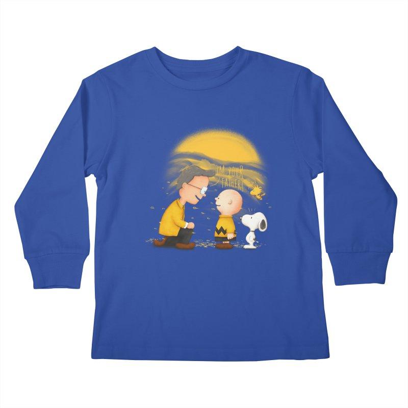 I'm your father Kids Longsleeve T-Shirt by Jana Artist Shop