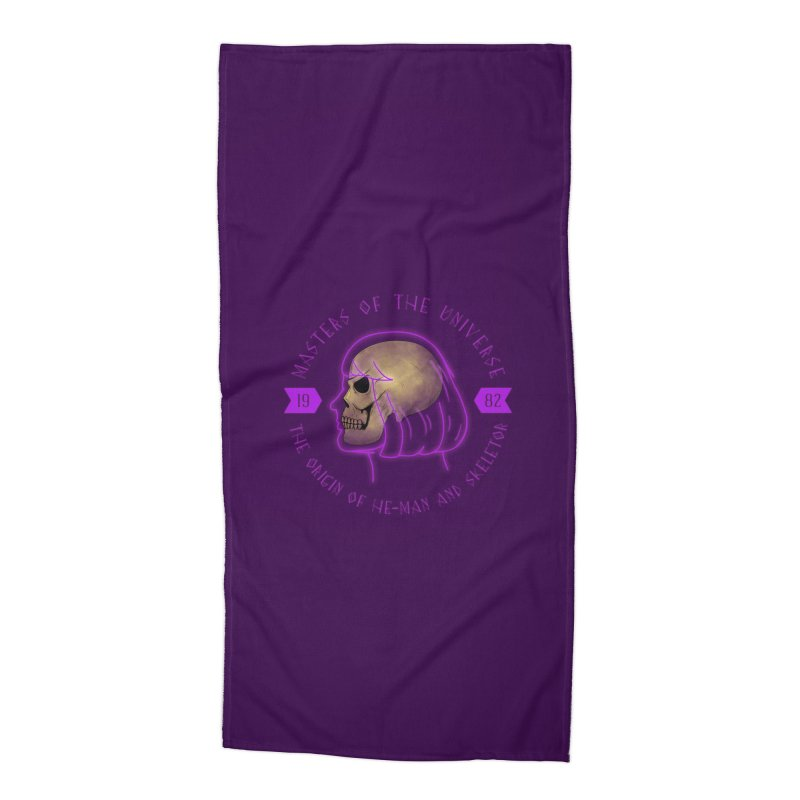 The Origin Accessories Beach Towel by Jana Artist Shop