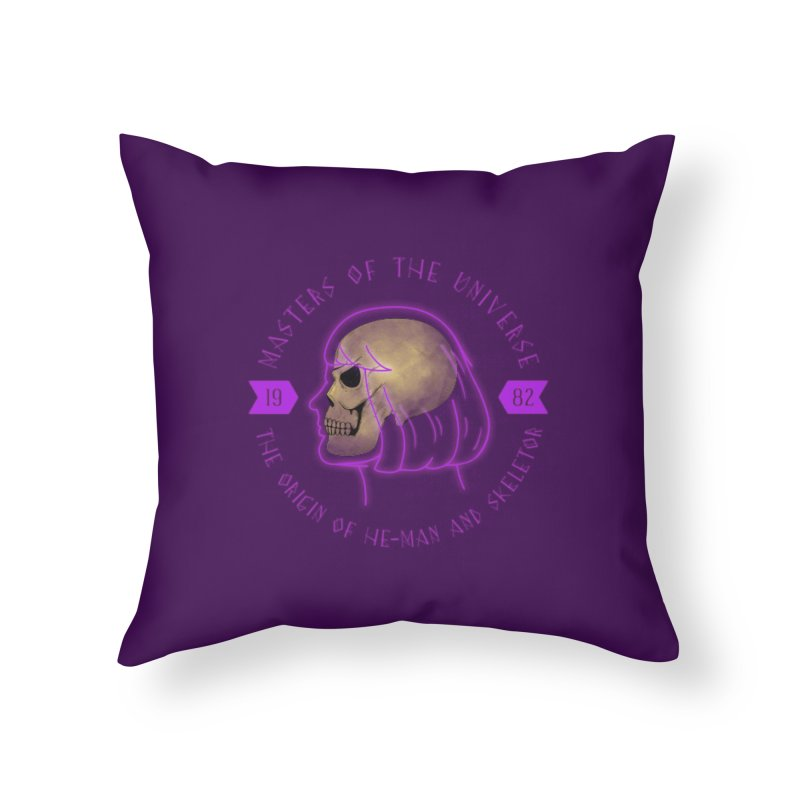 The Origin Home Throw Pillow by Jana Artist Shop