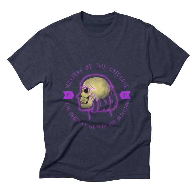 The Origin Men's Triblend T-shirt by Jana Artist Shop