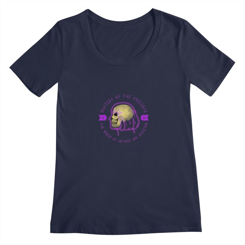 The Origin Women's Scoopneck by Jana Artist Shop