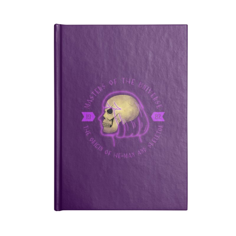The Origin Accessories Notebook by Jana Artist Shop
