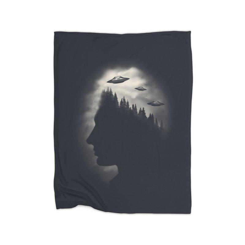 He Believes Home Blanket by Jana Artist Shop