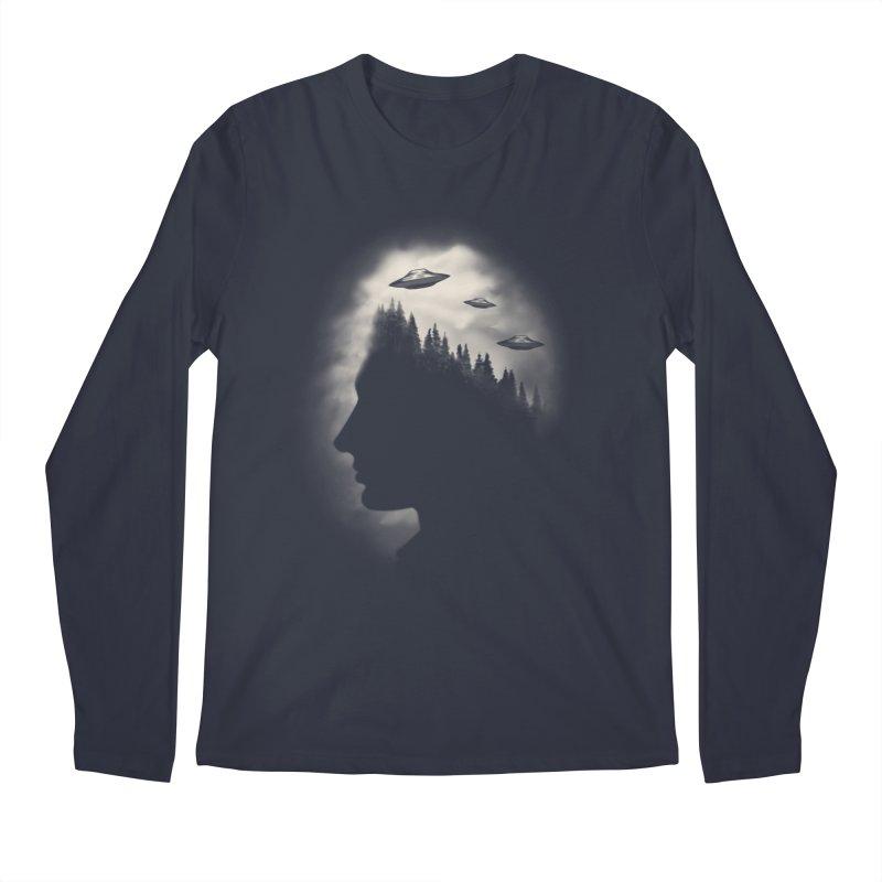 He Believes Men's Longsleeve T-Shirt by Jana Artist Shop