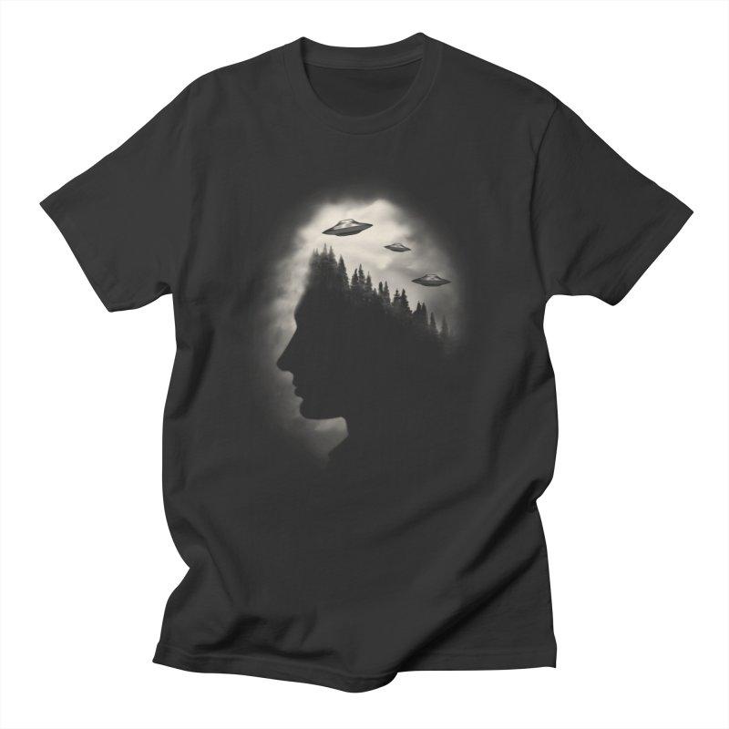 He Believes Men's T-Shirt by Jana Artist Shop