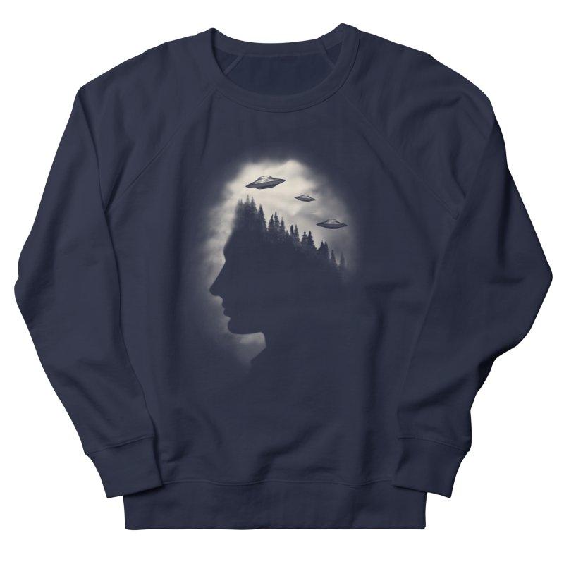 He Believes Men's Sweatshirt by Jana Artist Shop