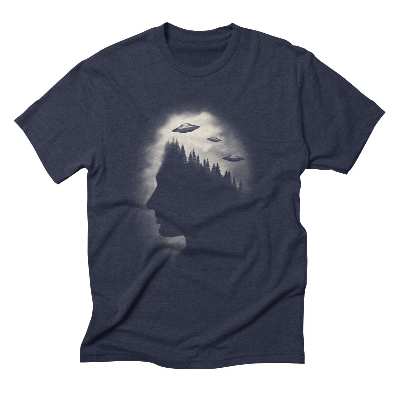 He Believes Men's Triblend T-Shirt by Jana Artist Shop