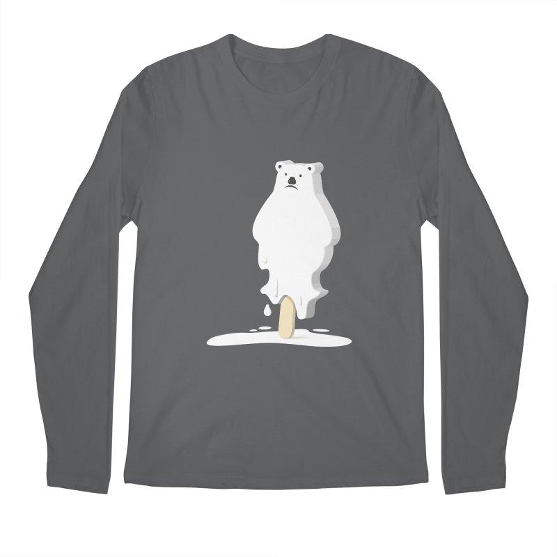 Melting Away Men's Longsleeve T-Shirt by Jana Artist Shop
