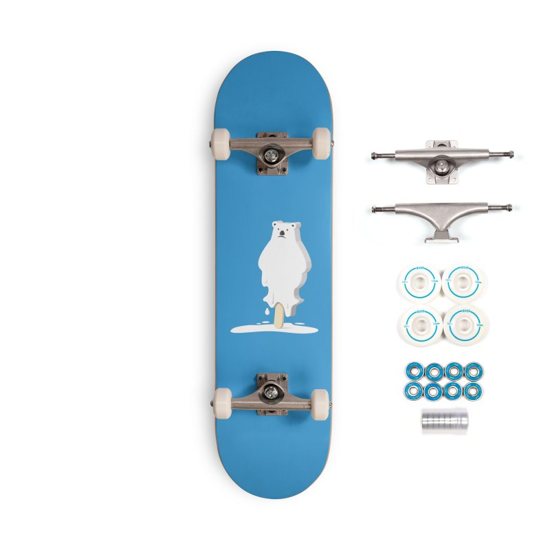 Melting Away Accessories Skateboard by Jana Artist Shop