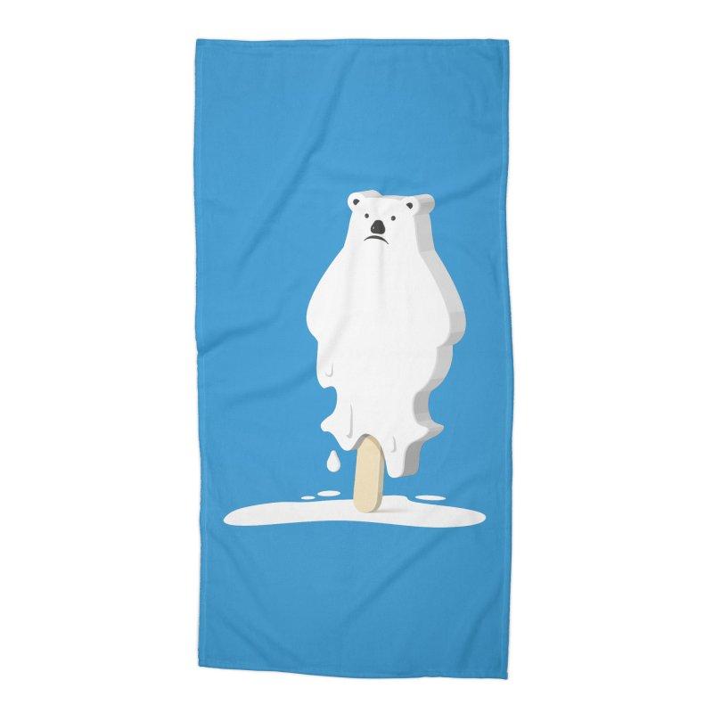 Melting Away Accessories Beach Towel by Jana Artist Shop