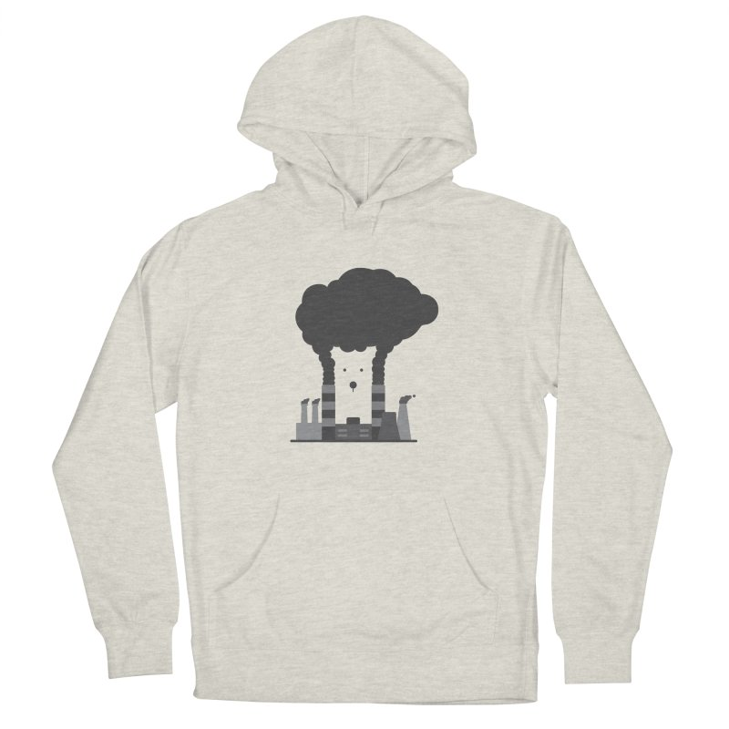 Save the polar bears, save the world Women's Pullover Hoody by Jana Artist Shop