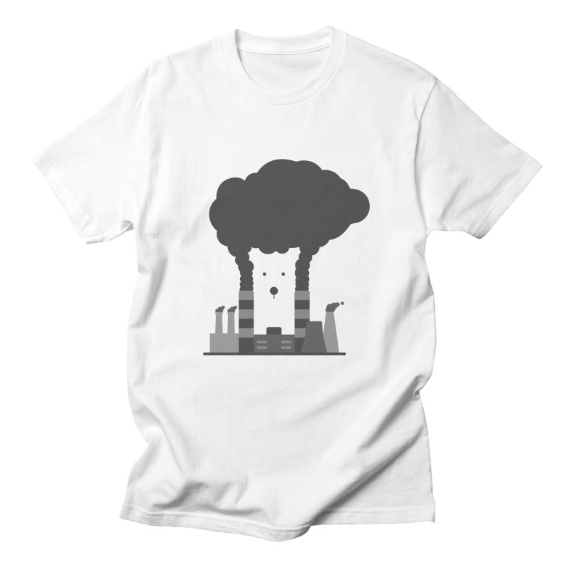 Save the polar bears, save the world Women's T-Shirt by Jana Artist Shop